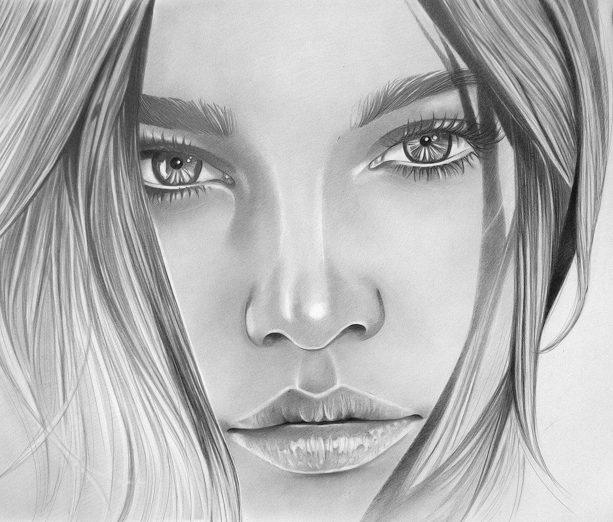 Картинки рисовать в карандаше