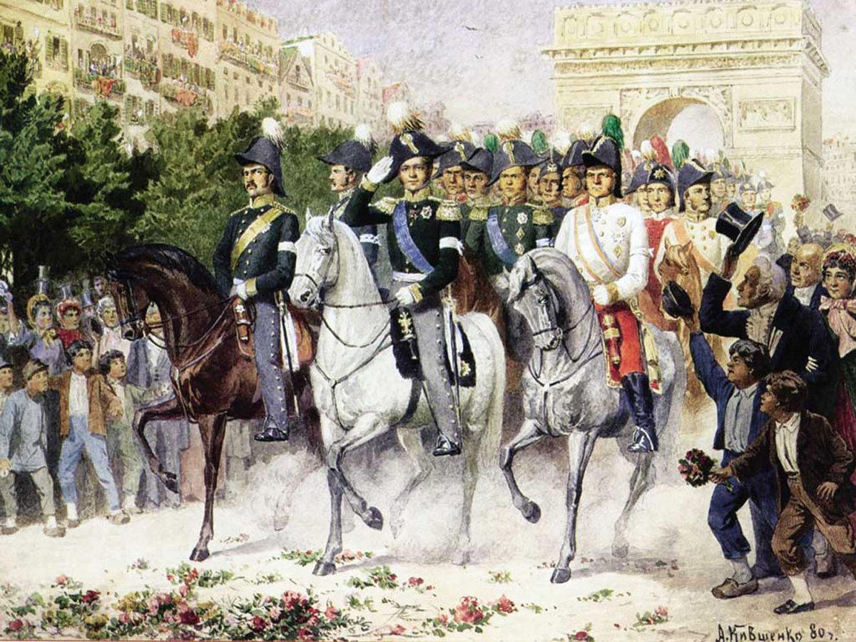 Картинки войны 1812 года