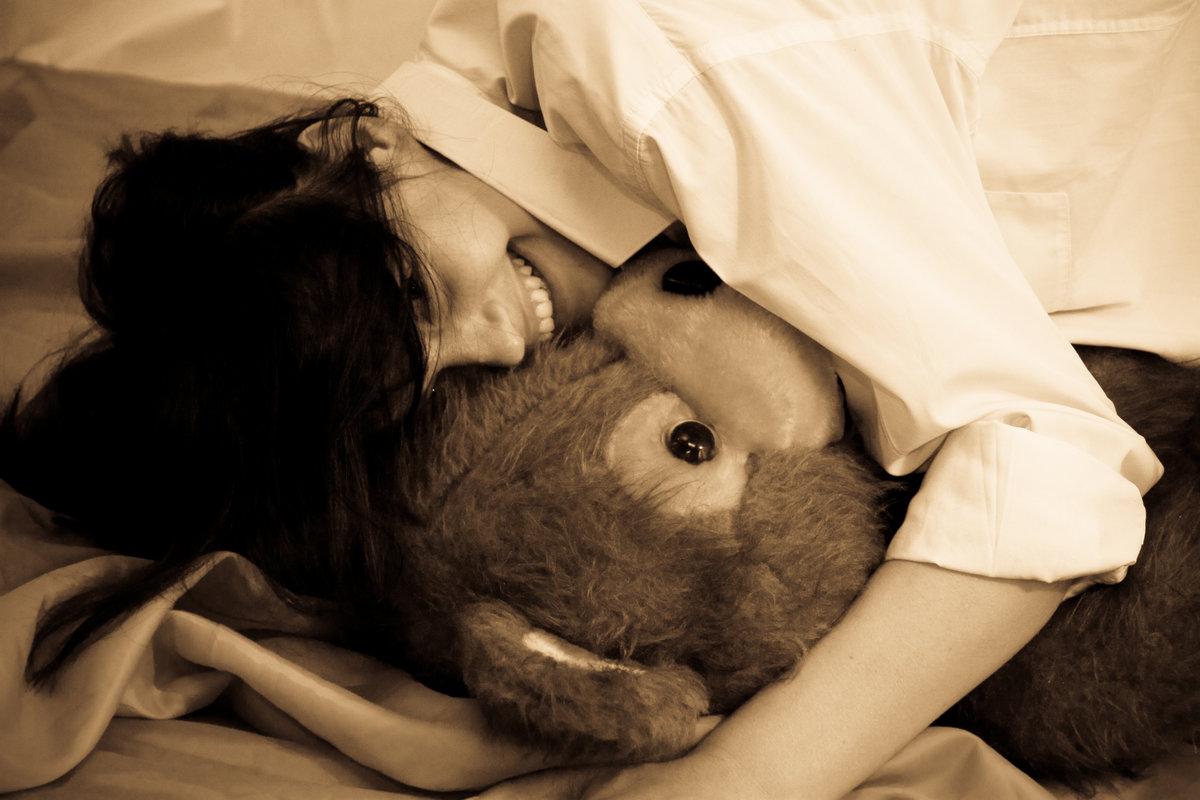 Картинки с добрым утром любимый с медведь
