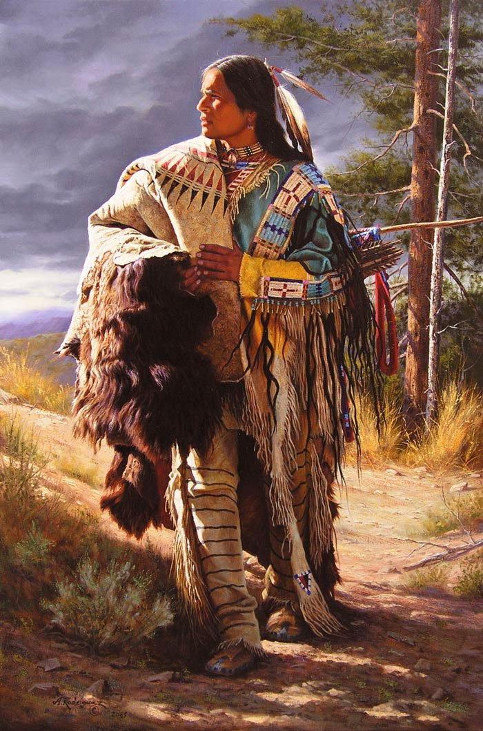 смотреть картинки с индейцами таких