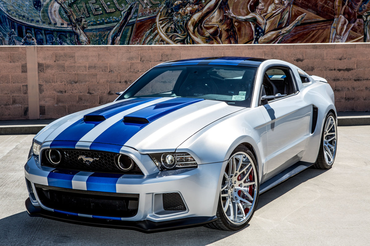 2013 ford mustang shelby gt500 nfs edition характеристики