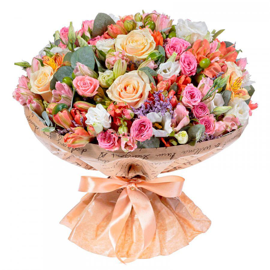 Свежие цветы заказать, букетики