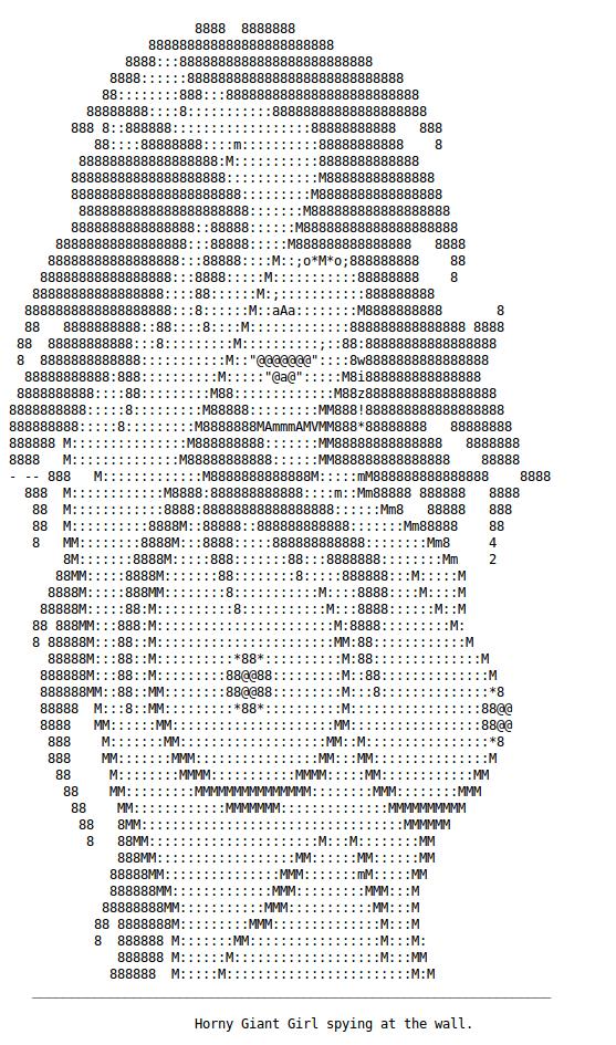 Крутые рисунки из символов на клавиатуре, картинки
