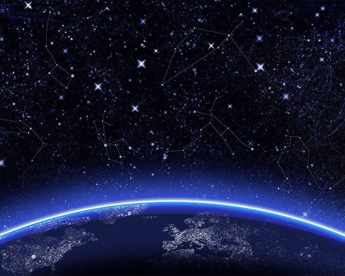 Звездное небо картинки, зятю