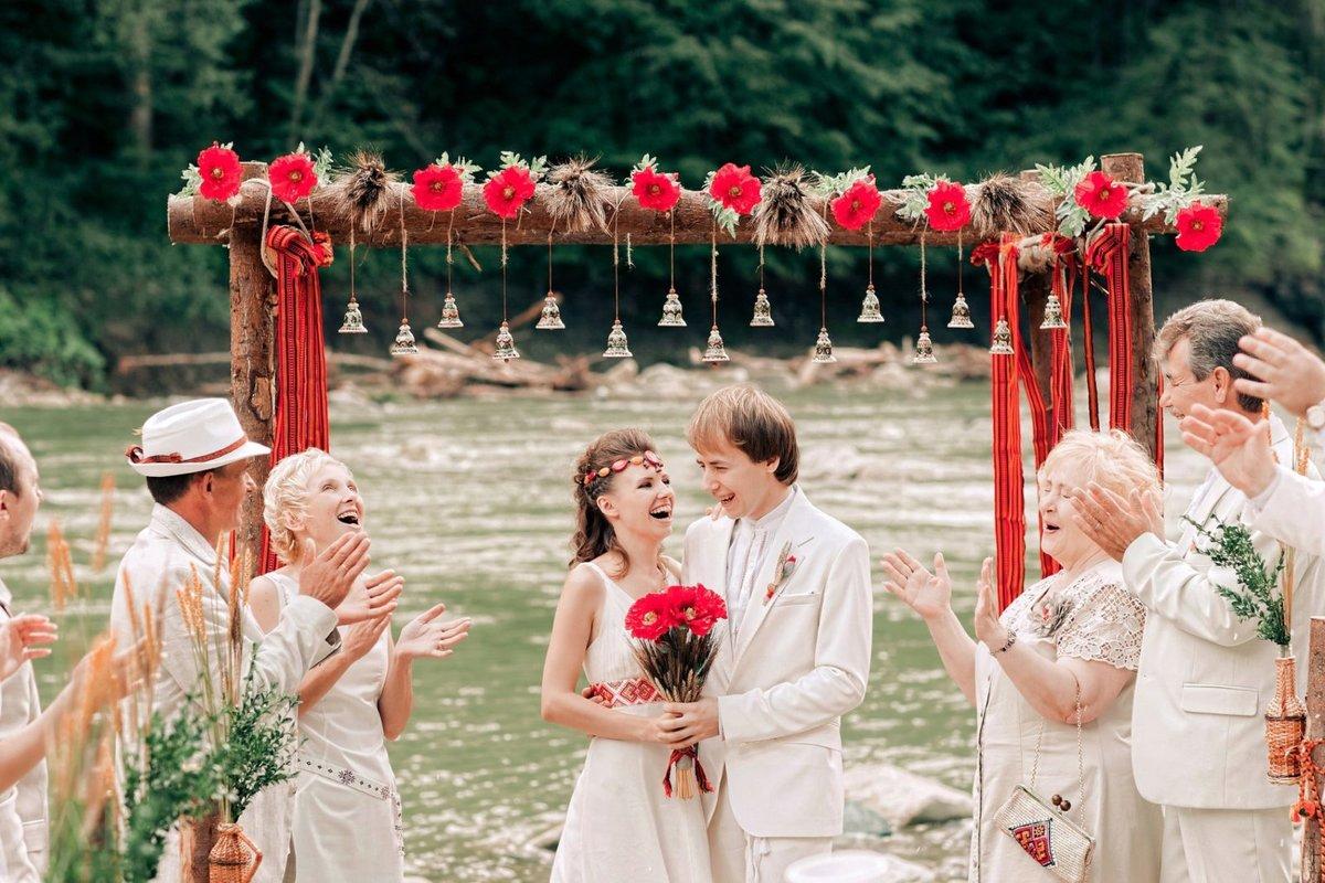 Тематические свадьбы картинки
