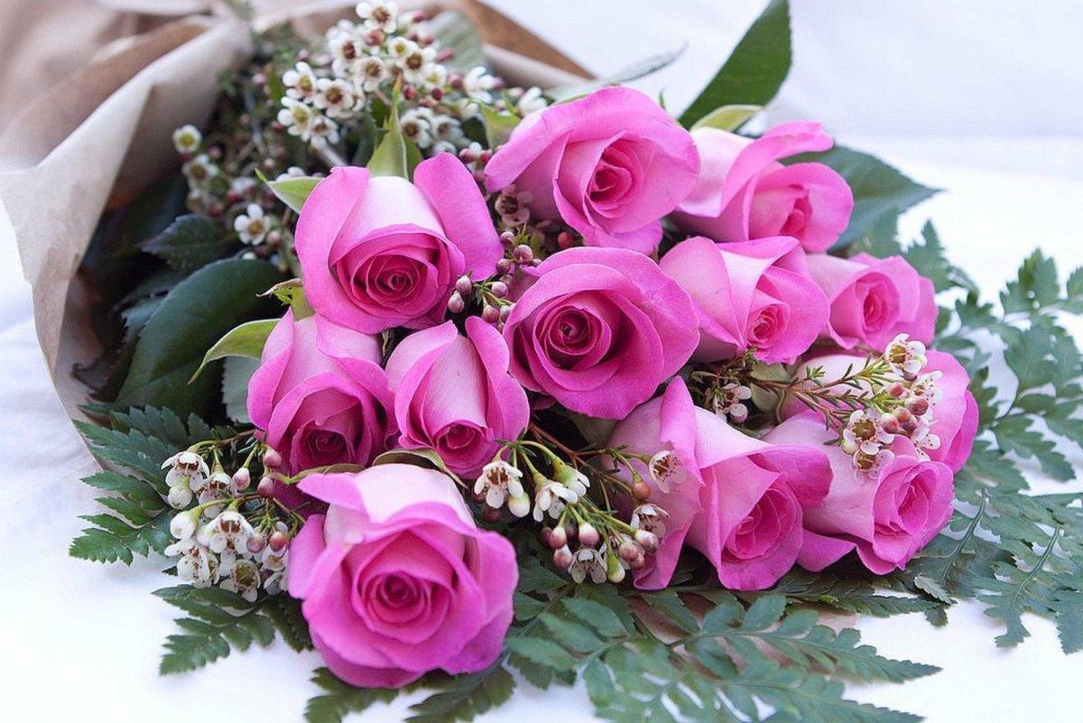 Картинки прекрасной даме цветы