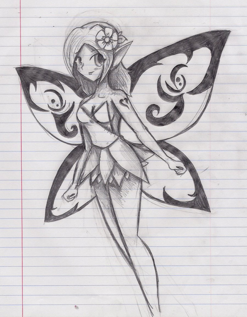 Pencil drawings of fairies see more about pencil drawings of fairies beautiful pencil drawings