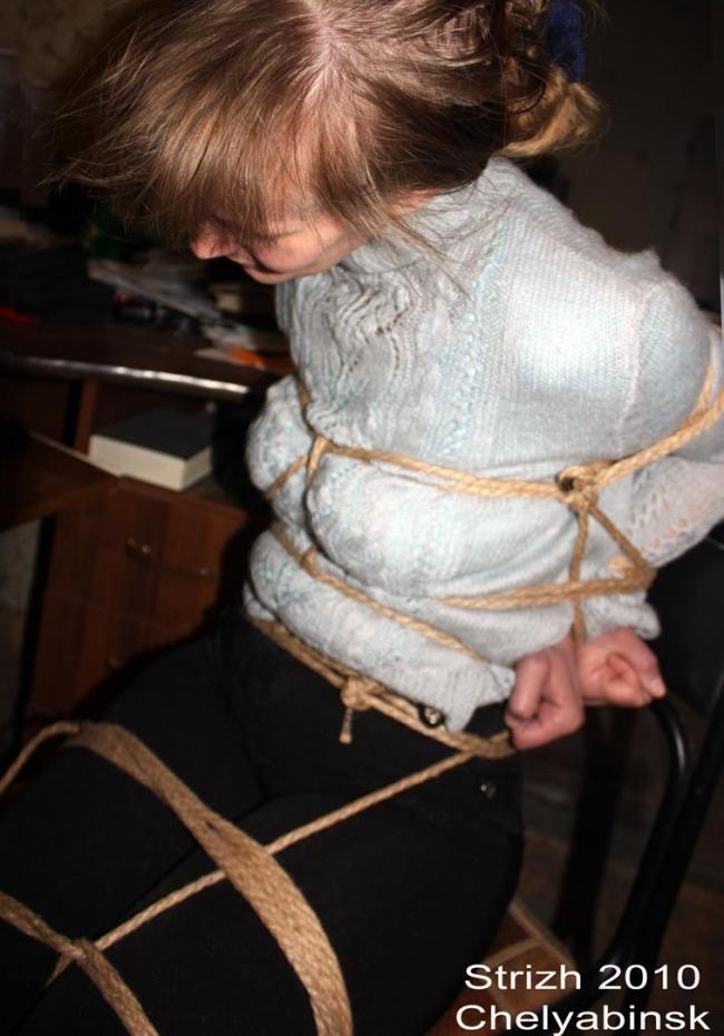 девушка связанная фото чертовски