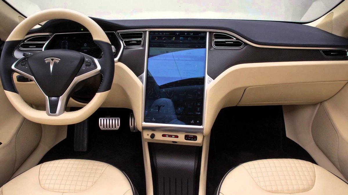 Тесла машина картинки смотреть салон машины