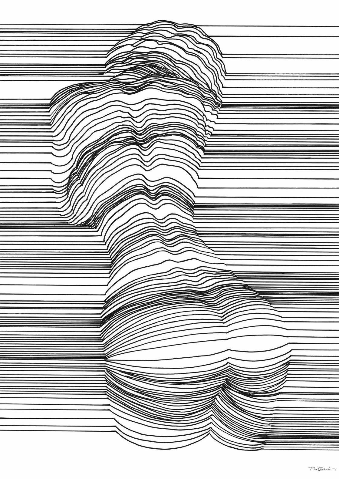 фотограф рисунки из линий карандашом толстые и тонкие отказалась учебы университете