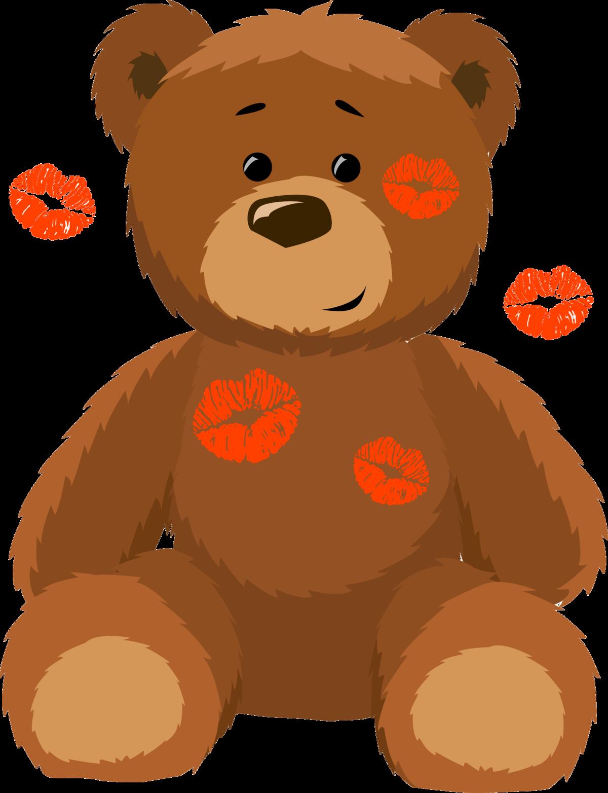 Медвежонок рисунок, руками ребенка