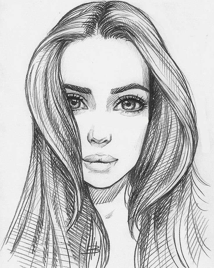 Drawings Drawing Ideas Girl Face Drawing Inspirational Girl Covering