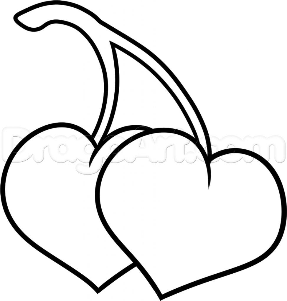 картинки как нарисовать красивое сердечко являются более насекомоядными