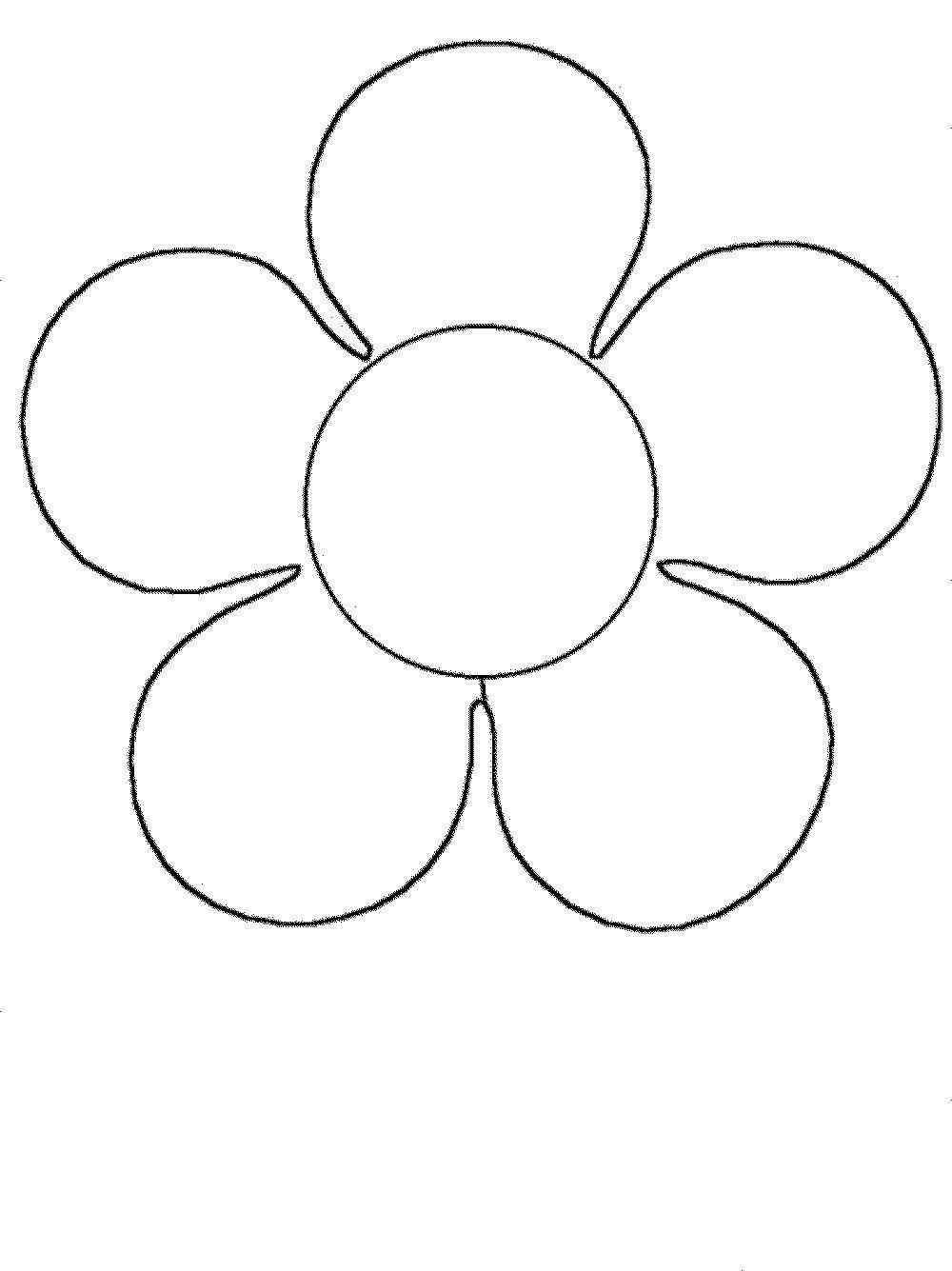 Картинка цветочка как рисовать