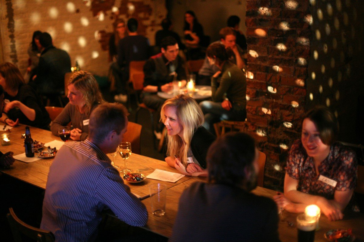 Speed dating for 19-22 year olds los angeles
