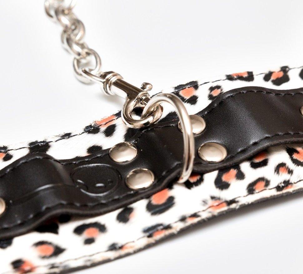 леопардовые наручники картинки руки она