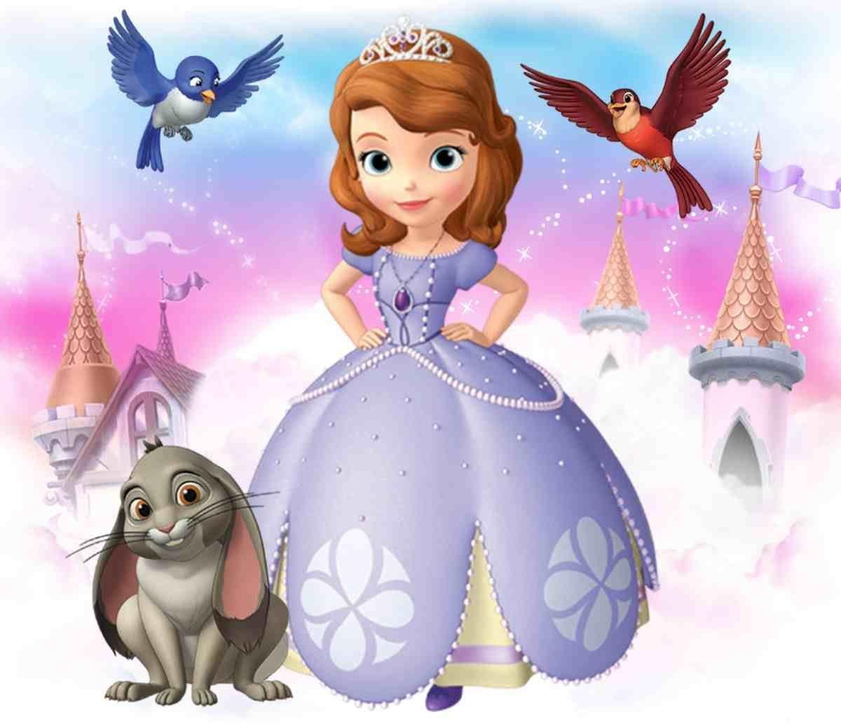 Открытки принцесса софия