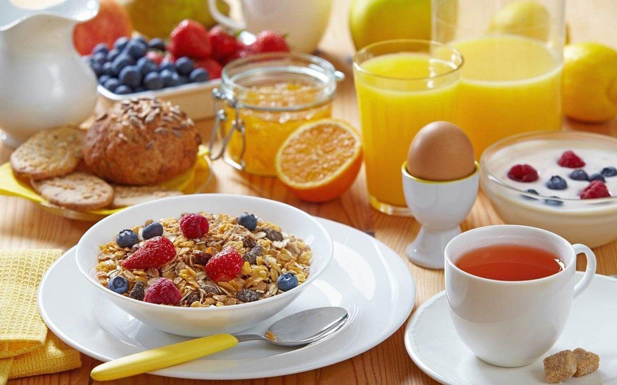 Гундобина, картинки вкусное утро