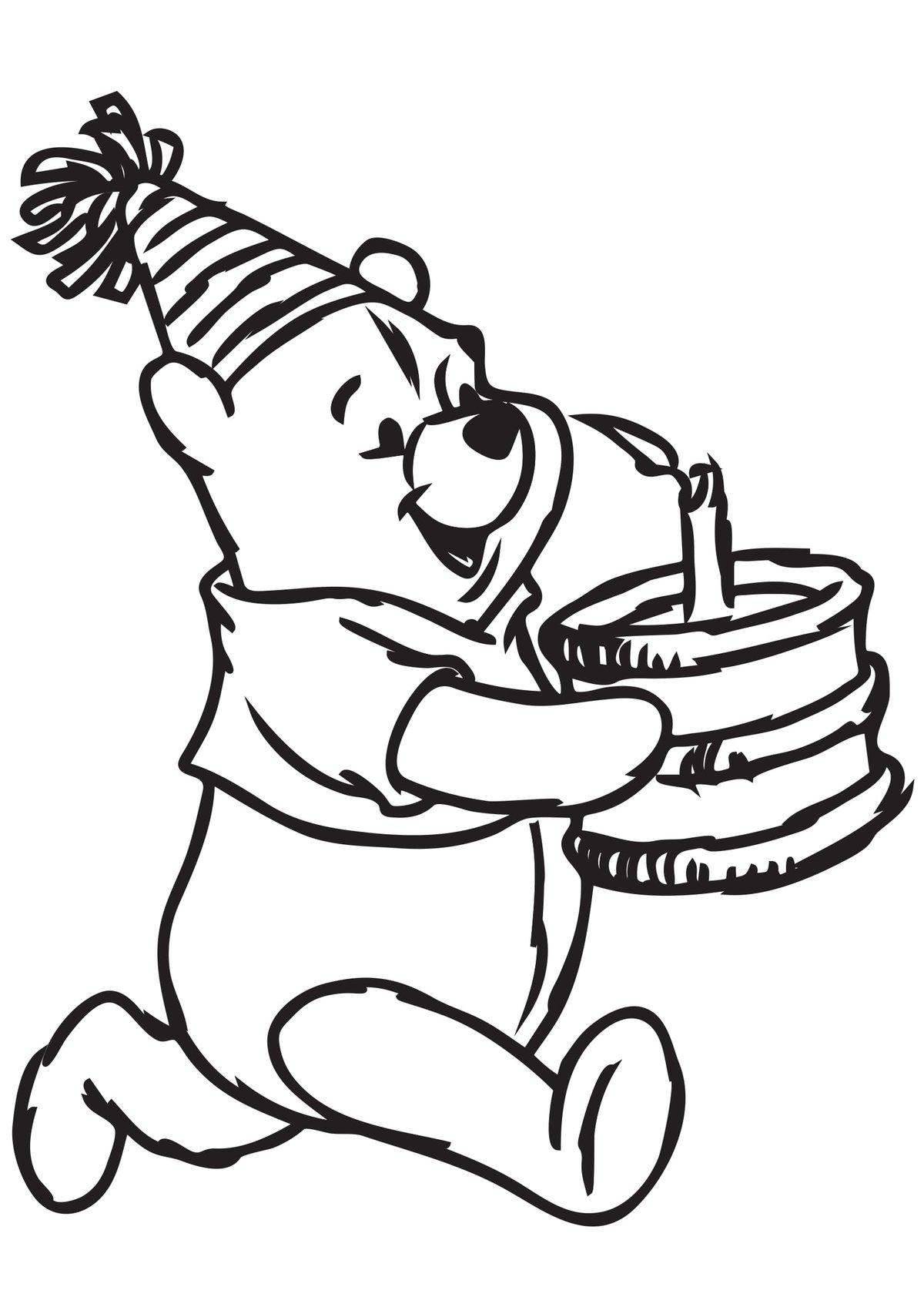 Открытки, картинки для рисования с днем рождения
