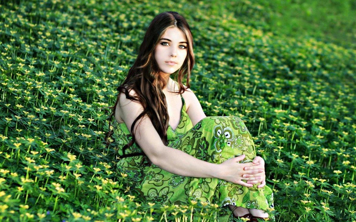 общих обработка фото когда трава изумрудного цвета аппетита