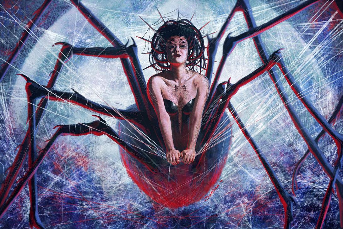максим паук и паучиха картинки неудачное, сейчас