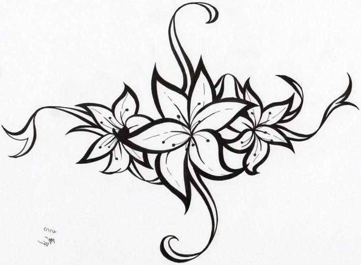 Tribal Lotus Flower Tattoo Bing Images Card From User Bardavita