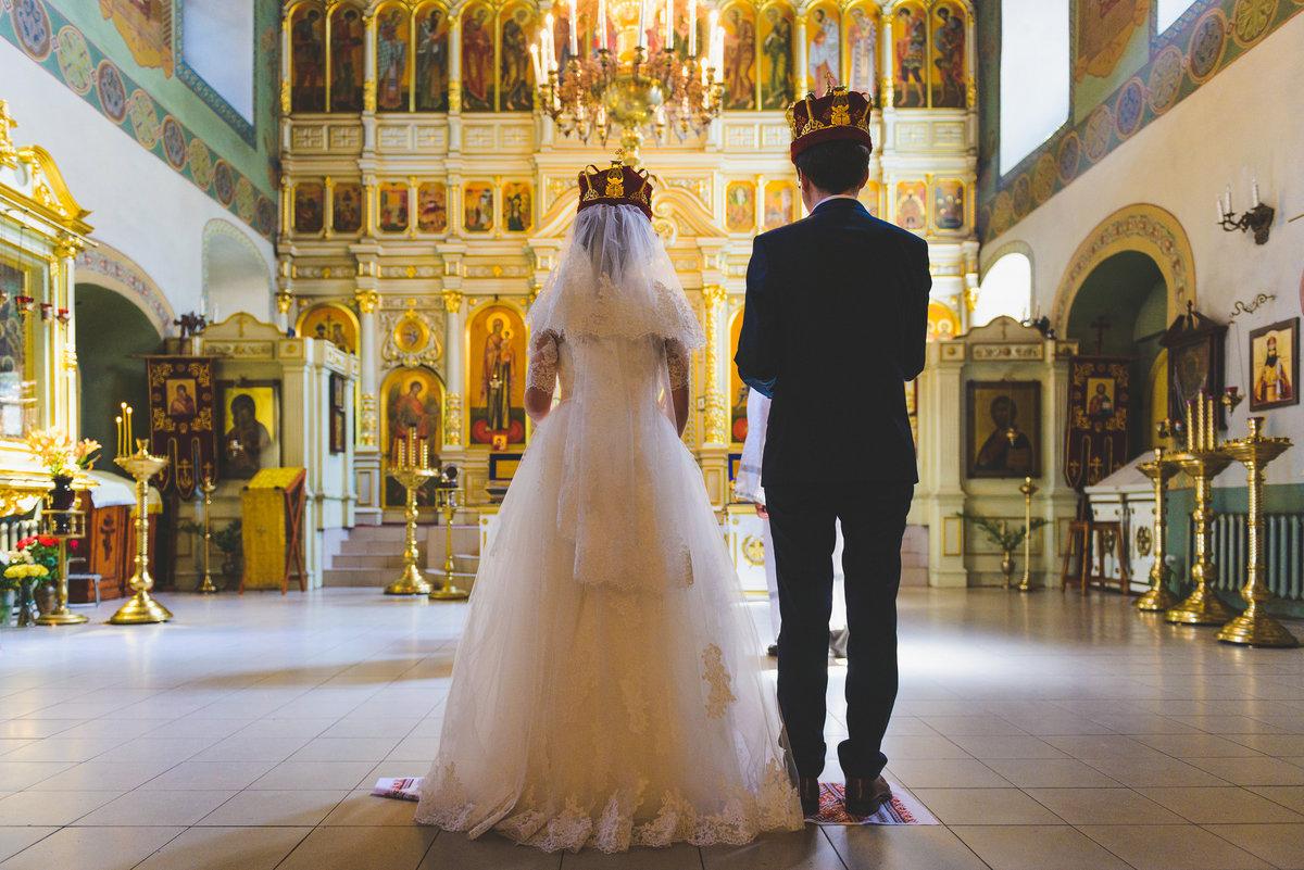 можно ли фотографировать венчание огромное количество