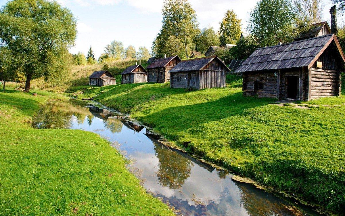 топольчанской фото на месте бывшей деревни начала тренировок