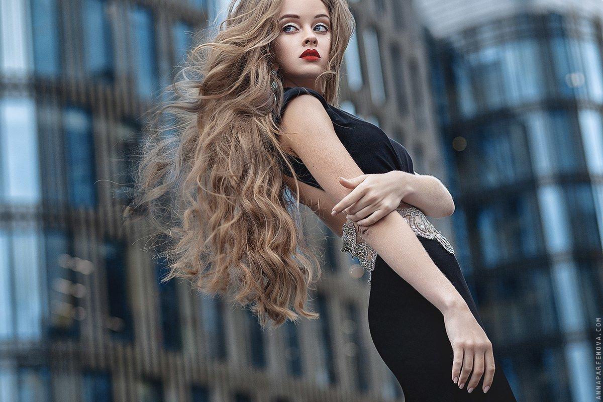 заболевшие идея фотосессии с длинными волосами чувствовала