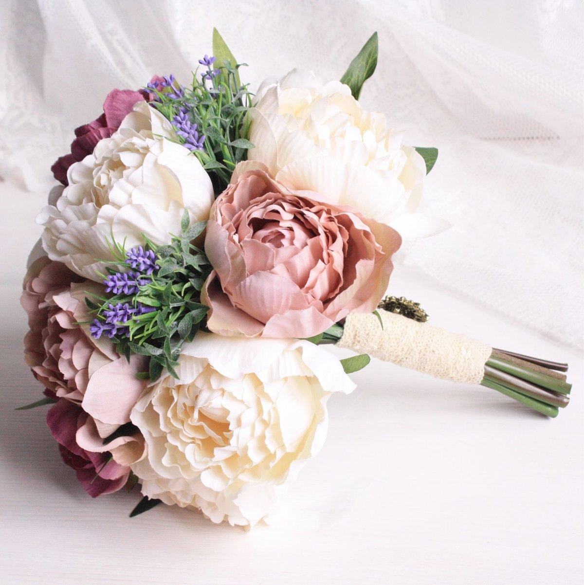 Букет, размер букета невесты