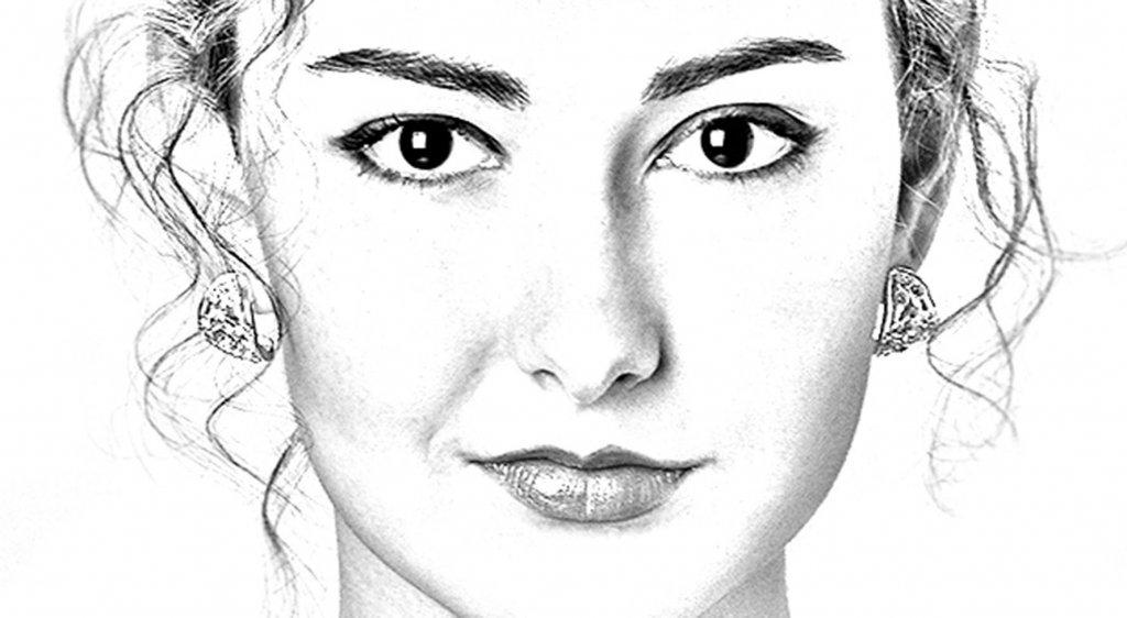 Рисунок карандашом из фотографии онлайн