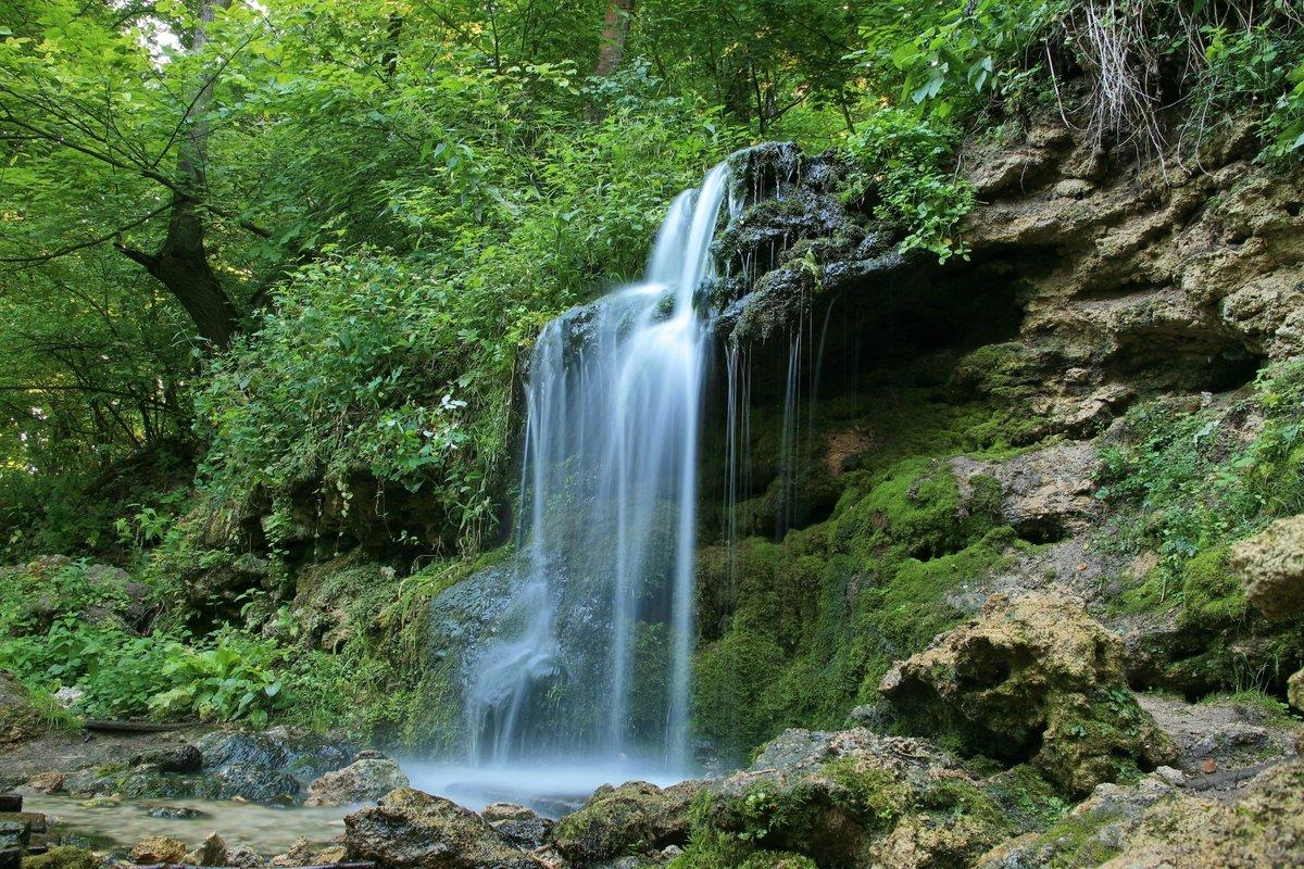 Водопад Джур-Джур в Крыму (Алушта)