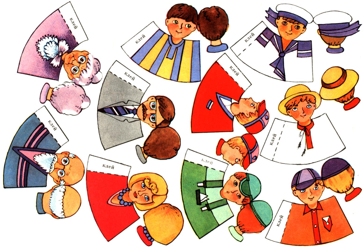 Картинки героев сказок для детей пальчиковых игр