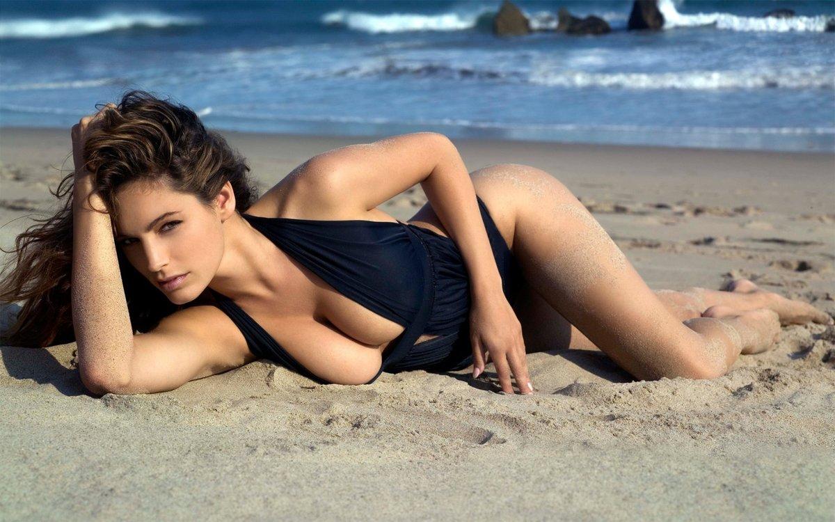 красотки пляжное видео