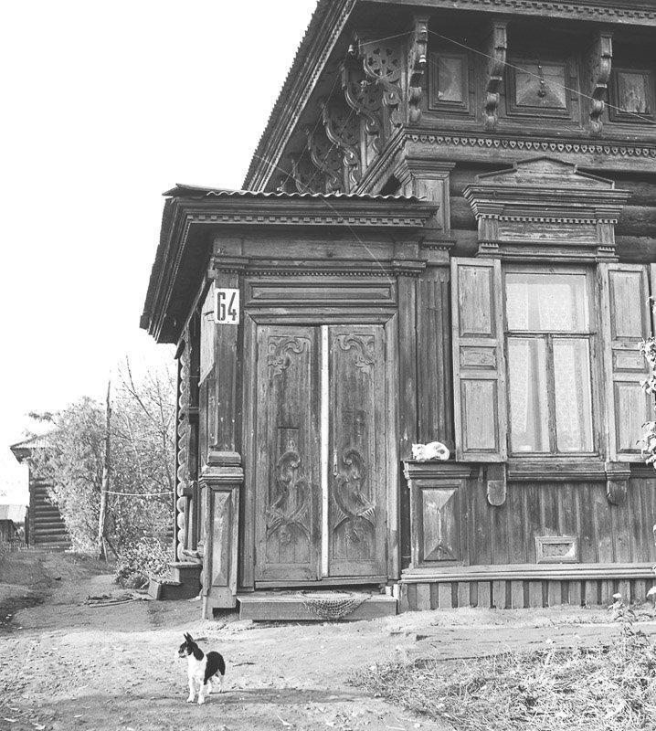 приклеиваем картинки старых домов в иркутске тогда
