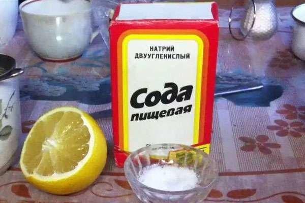 Сочетание пищевой соды и лимона способствует очищению организма, активизирует обмен веществ и помогает бороться с лишним весом.