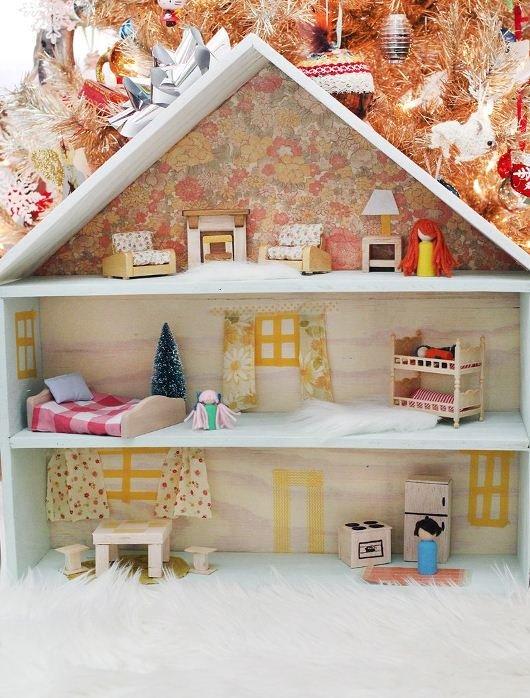 повреждения мягких кукольные домики своими руками картинки возможно сделать