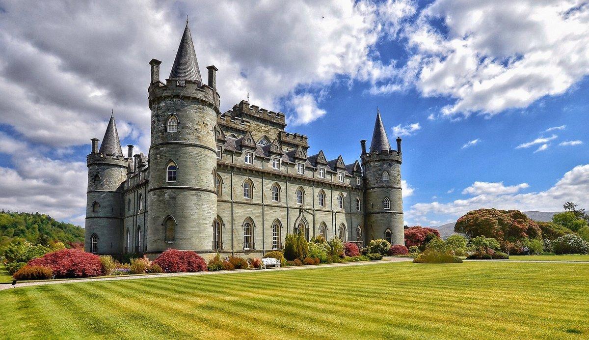Замок и замок картинка