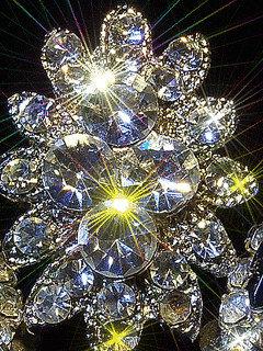 Личный, открытки сверкающие бриллиантами
