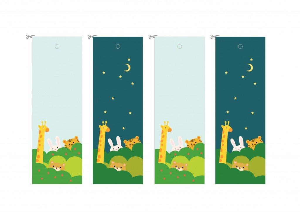 Картинки закладки детские