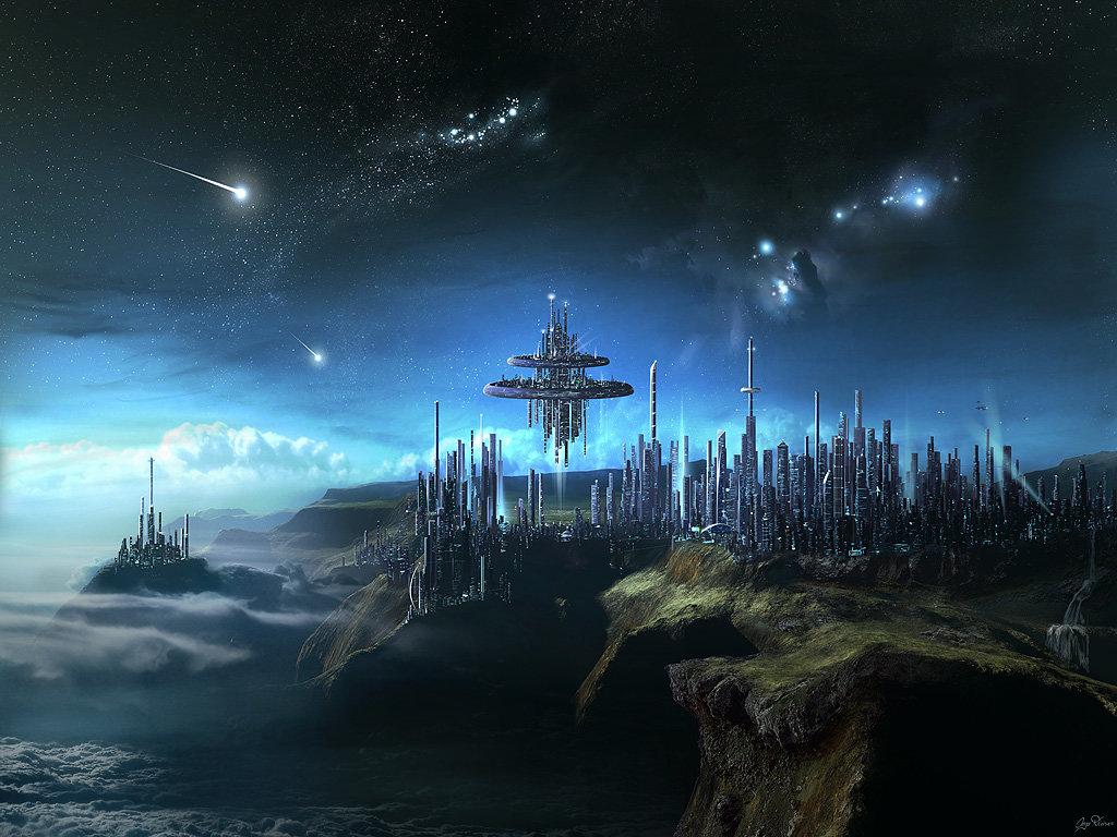 внеземные цивилизации фото часто