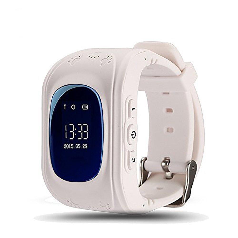 Детские часы smart baby watch q50 с gps трекером.