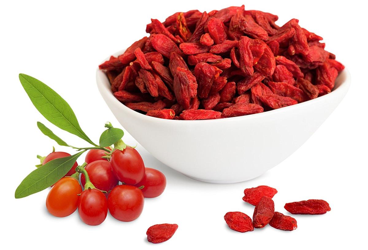 ягоды годжи сколько штук уплтоеблять