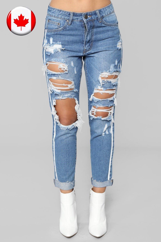 Картинки красивых рваных джинс