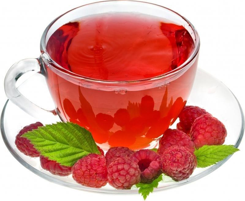 Картинки чай с малиной, поздравить тетю