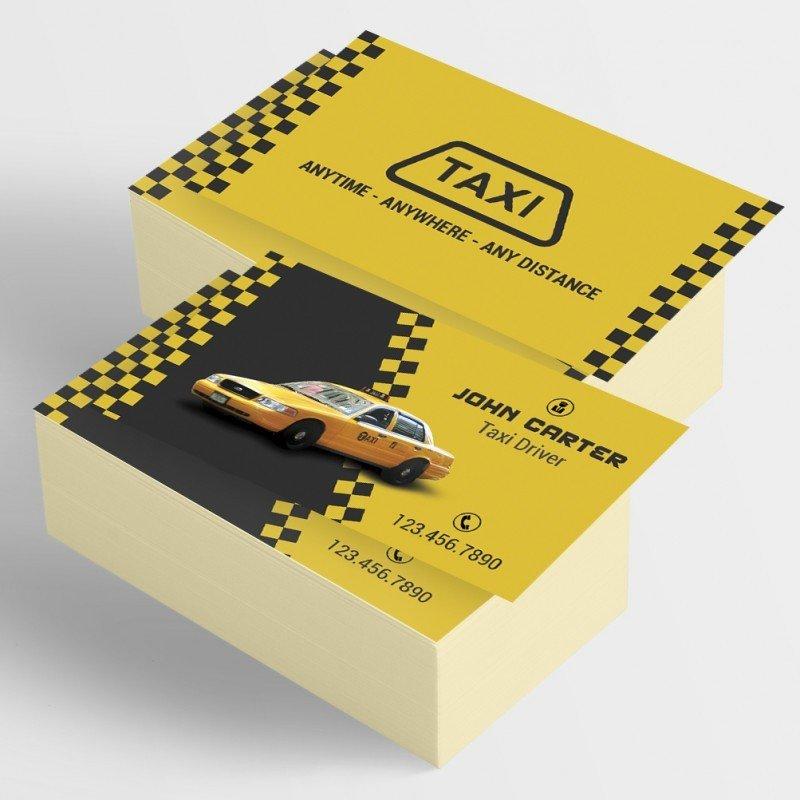 Веселые картинки для визитки в виде машинки