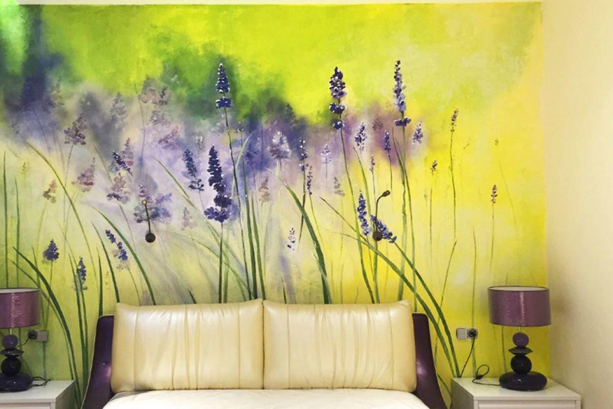 Картинки для росписи комнаты