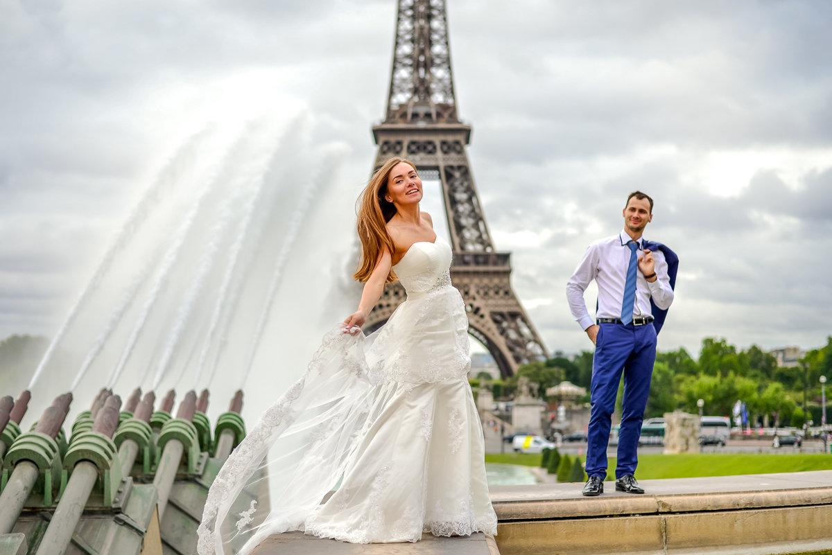 Картинки свадебные в париже