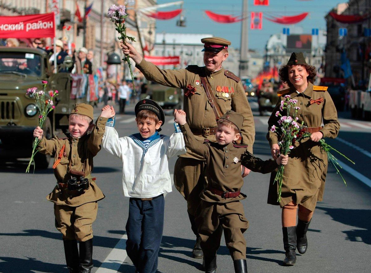 Картинки о дне победы детям