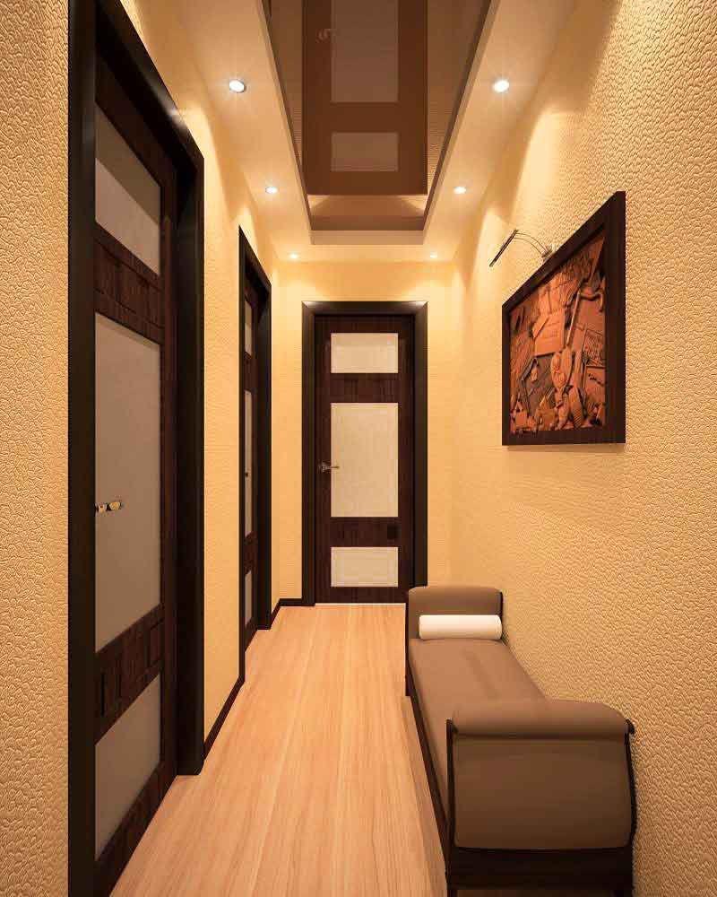 Картинки своими руками в коридор